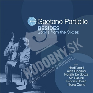 Gaetano Partipilo - Besides - Songs From The Sixties od 24,07 €