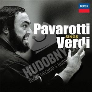 Luciano Pavarotti - Pavarotti Sings Verdi (Limited Deluxe Edition) od 19,32 €