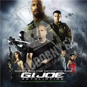 OST, Henry Jackman - G.I. Joe: Retaliation (Music From the Motion Picture) od 24,79 €