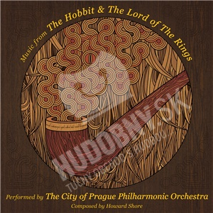 OST, The City of Prague Philharmonic Orchestra - Music from The Hobbit & The Lord of the Rings od 15,60 €