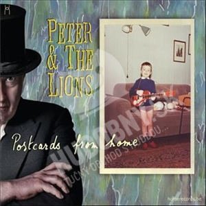 Peter & The Lions - Postcards from home od 25,06 €