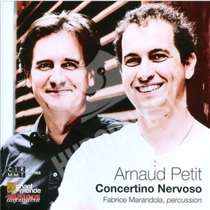 Arnaud Petit, Fabrice Marandola - Concertino Nervoso od 15,53 €