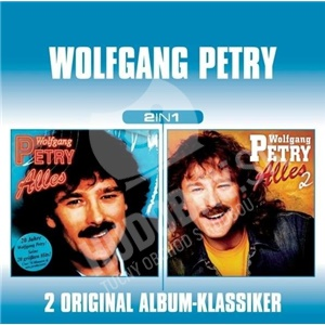 Wolfgang Petry - Alles / Alles 2 od 9,30 €