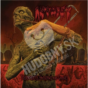 Autopsy - Tourniquets, Hacksaws And Graves' In April od 14,02 €