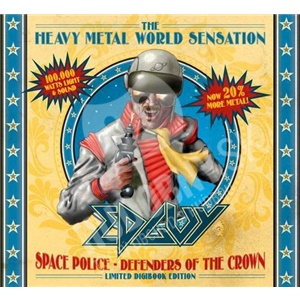Edguy - Space Police - Defenders Of The Crown (Limited Digibook Edition ) od 18,01 €