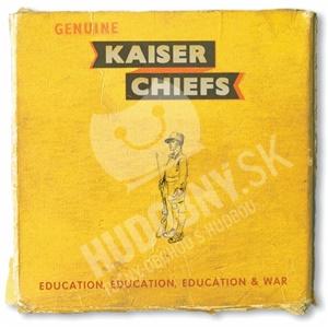 Kaiser Chiefs - Education, Education, Education & War od 11,99 €
