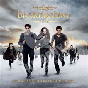OST, Carter Burwell - The Twilight Saga: Breaking Dawn, Pt. 2 (Original Motion Picture Score) od 14,32 €