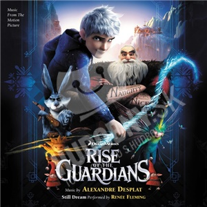 OST, Alexandre Desplat - Rise of the Guardians (Music from the Motion Picture) od 24,79 €