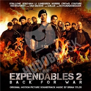 OST, Brian Tyler - The Expendables 2 (Original Motion Picture Soundtrack) od 23,41 €