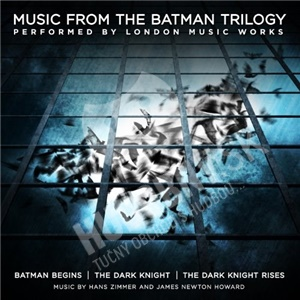 OST, Hans Zimmer, James Newton Howard - Music from the Batman Trilogy od 20,99 €