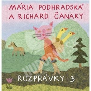 Podhradska & Canaky - Rozprávky 3 od 8,72 €