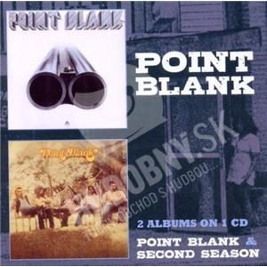Point Blank - Point Blank & Second Season od 8,67 €