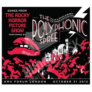 The Polyphonic Spree - Songs From The Rocky Horror Picture Show od 29,44 €