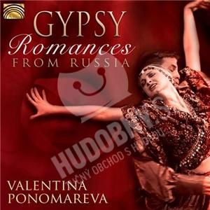 Valentina Ponomareva - Gypsy Romances from Russia od 15,76 €