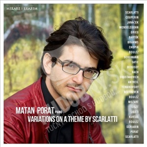 Matan Porat - Variations on a theme by Scarlatti od 27,38 €