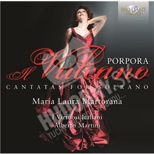 Alberto Martini, I Virtuosi Italiani, Maria Laura Martorana - Porpora - Cantatas for Soprano od 8,08 €