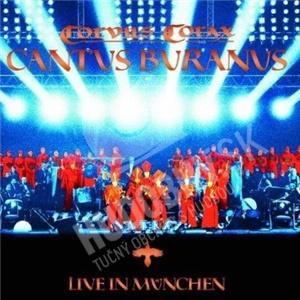 Corvus Corax - Cantus Buranus Live In München od 31,09 €