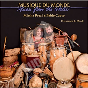 Mirtha Pozzi and Pablo Cueco - Percussions du Monde od 22,99 €