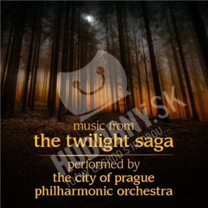OST, The City Of Prague Philharmonic - Music from the Twilight Saga od 19,99 €