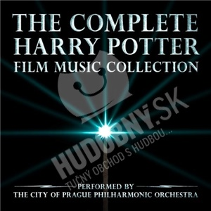 OST, The City of Prague Philharmonic Orchestra - The Complete Harry Potter Film Music Collection od 22,50 €