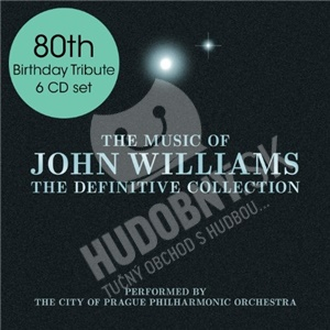 OST, The City of Prague Philharmonic Orchestra - The Music of John Williams - The Definitive Collection od 40,86 €