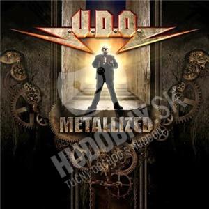 U.D.O. - Metallized - 20 Years of Metal od 14,91 €