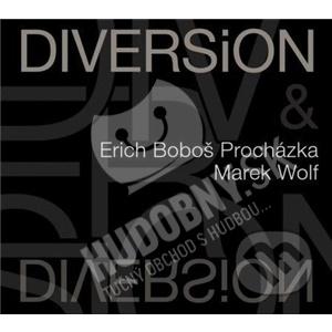 Erich Boboš Procházka, Marek Wolf - Diversion od 9,99 €