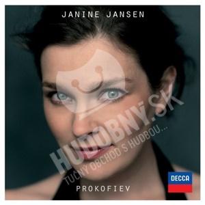 Janine Jansen - Prokofieff - Violinkonzert Nr.2 od 15,70 €