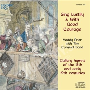 Maddy Prior & The Carnival Band - Sing Lustily & With Good Courage od 21,37 €