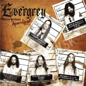 Evergrey - Monday Morning Apocalypse od 11,75 €