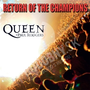 Queen, Paul Rodgers - Return of the Champions od 15,99 €