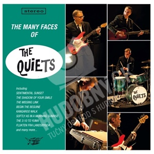 The Quiets - The Many Faces Of The Quiets od 23,54 €