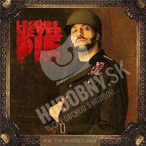 R.A. The Rugged Man - Legends Never Die od 26,99 €