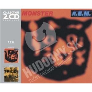 R.E.M. - Monster / Green od 9,27 €
