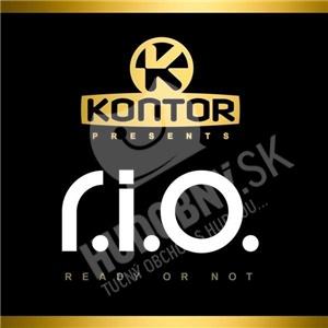 R.I.O. - Kontor Presents R.I.O. - Ready Or Not od 22,80 €