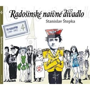 Radošinské naivné divadlo - To najlepšie 4 - Vygumuj a napíš / Delostrelci na mesiaci od 9,49 €