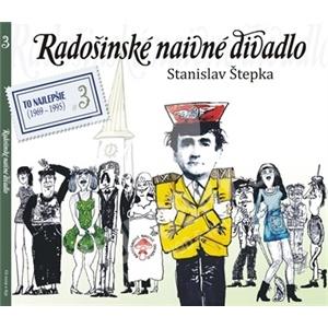 Radošinské naivné divadlo - To najlepšie 3 - Čierna ovca / Ženské oddelenie od 10,39 €