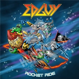Edguy - Rocket Ride od 17,99 €