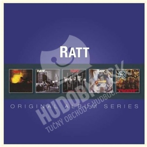 Ratt - Original Album Series od 19,99 €