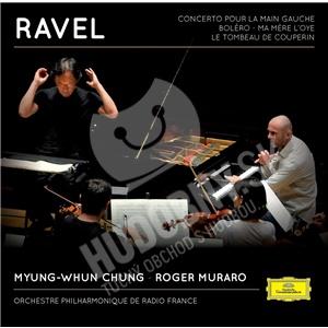 Myung-Whun Chung, Roger Muraro, Maurice Ravel - Concerto la Main Gauche od 23,86 €