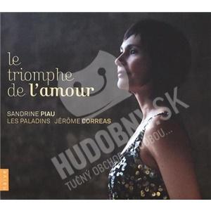 Sandrine Piau, Les Paladins, Jérôme Correas - Le Triomphe de l'Amour od 24,73 €