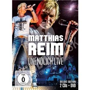 Matthias Reim - Unendlich Live (Limited Edition + DVD) od 34,23 €