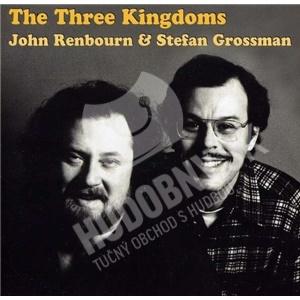 John Renbourn, Stefan Grossman - The Three Kingdoms od 21,95 €