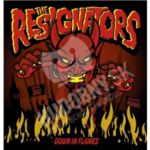 The Resignators - Down In Flames od 19,91 €