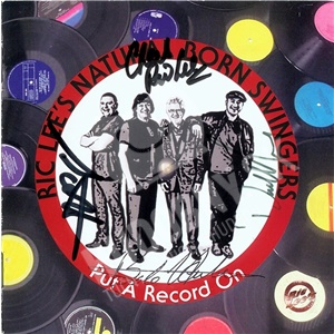 Ric Lee's Natural Born Swingers - Put A Record On od 24,26 €