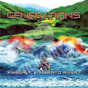 Kimberly and Alberto Rivera - Generations od 23,02 €