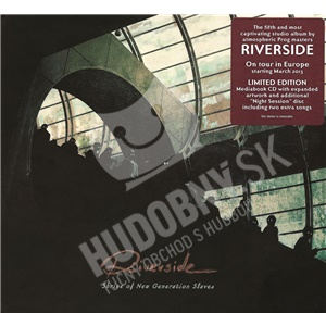 Riverside - Shrine Of New Generation Slaves (Limited Edition) od 20,26 €