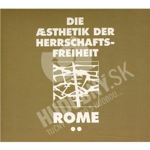 Rome - Die Asthetik Der Herrschaftsfreiheit Vol. 2 od 24,37 €