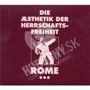 Rome - Die Asthetik Der Herrschaftsfreiheit Vol. 3 od 24,37 €