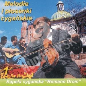 Romano Drom - Melodie I Piosenki Cygańskie 1 od 18,84 €